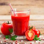 Jus de tomate pour l'apéritif