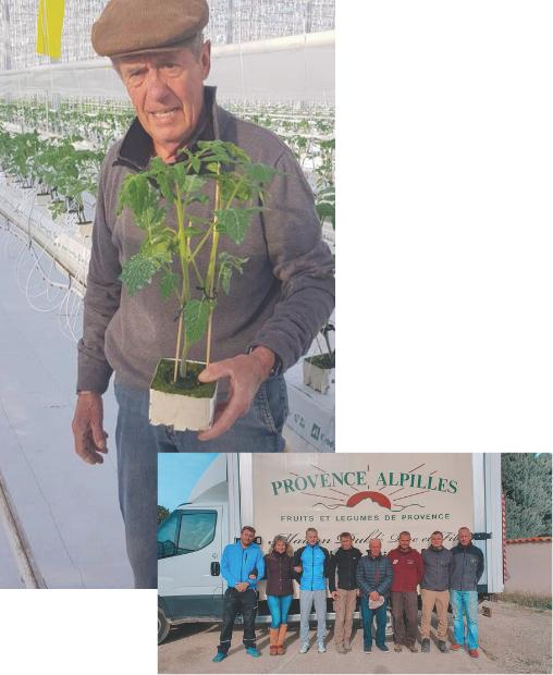 equipe Provence Alpilles